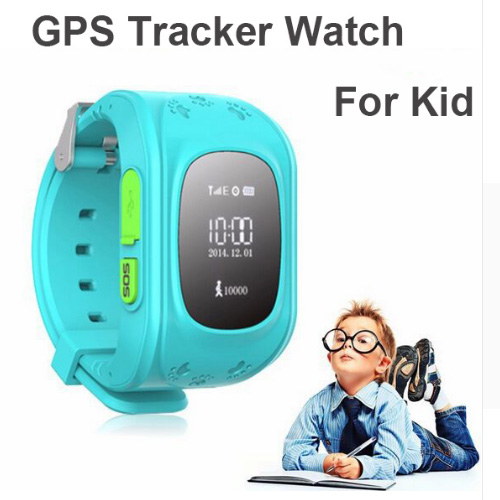HQ Anti Lost GPS Tracker Watch For Kids SOS Emergency GSM Smart Mobile Phone App For IOS & Android Smartwatch Wristband Alarm.