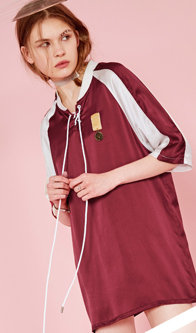 Sporty Dresses Young Women