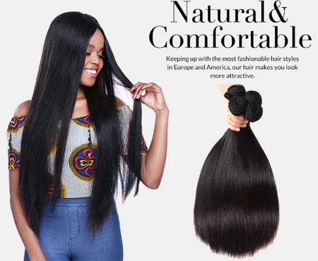 30 32 34 36 40 inch Indian Hair Straight Hair Bundles 100% Natural Human Hair 1 3 4 Bundles Double Wefts Thick Remy Hair